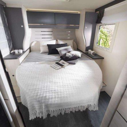 Chambre camping-cars